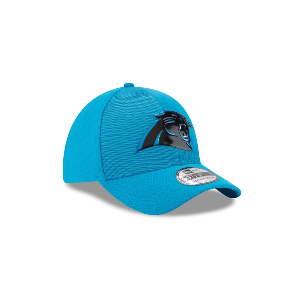 Color Rush Carolina Panthers New Era 39Thirty Cap