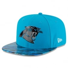 NFL Carolina Panthers 9Fifty Colour Rush On Field Original Fit Snapback Cap