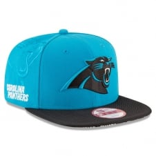 NFL Carolina Panthers 9Fifty Sideline Snapback Cap