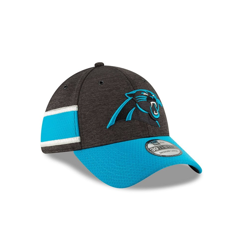 96cc08879 New Era NFL Carolina Panthers Sideline 2018 39Thirty Cap - Teams ...