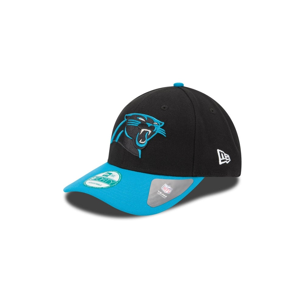 New Era NFL Carolina Panthers The League 9Forty Adjustable Cap ... 99149e7c0