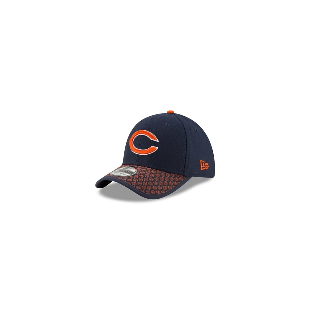 72a5d2bc23a New Era NFL Chicago Bears 2017 Sideline 39Thirty Cap - Teams from ...