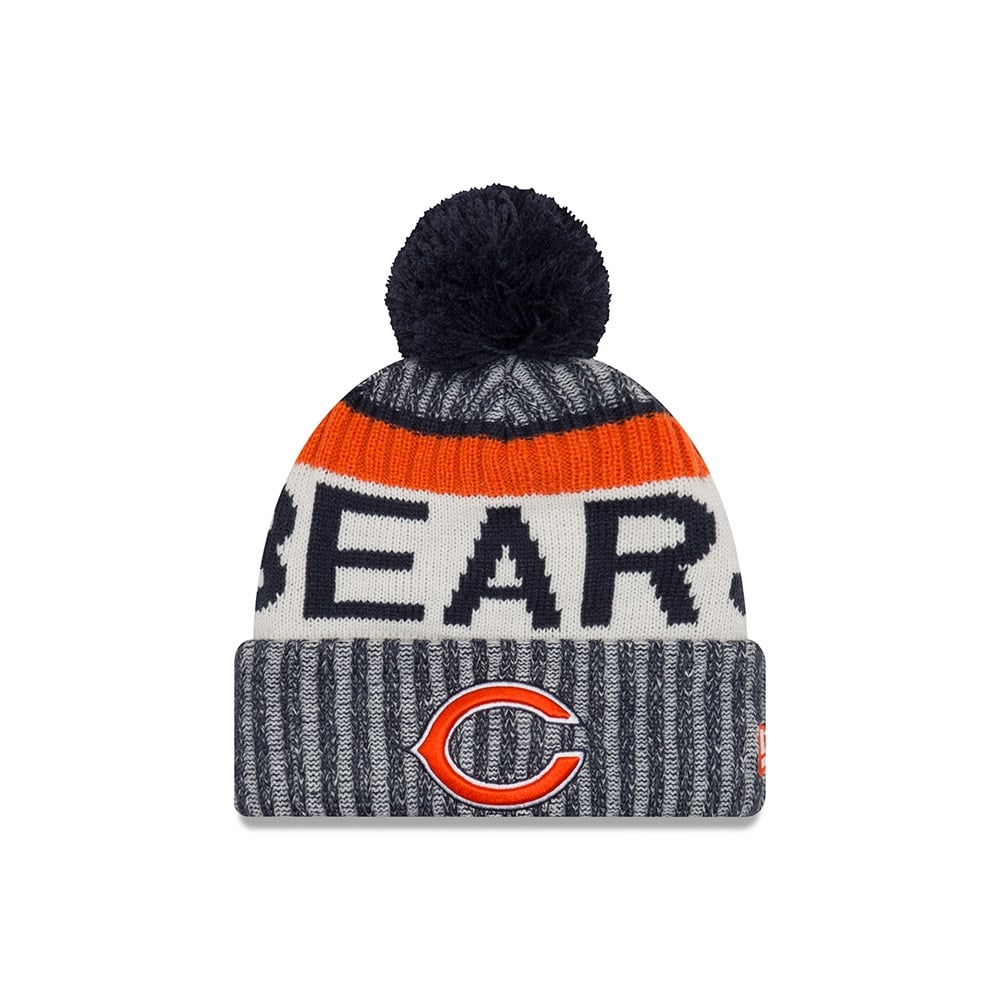 4882452cc NFL Chicago Bears 2017 Sideline Sport Knit