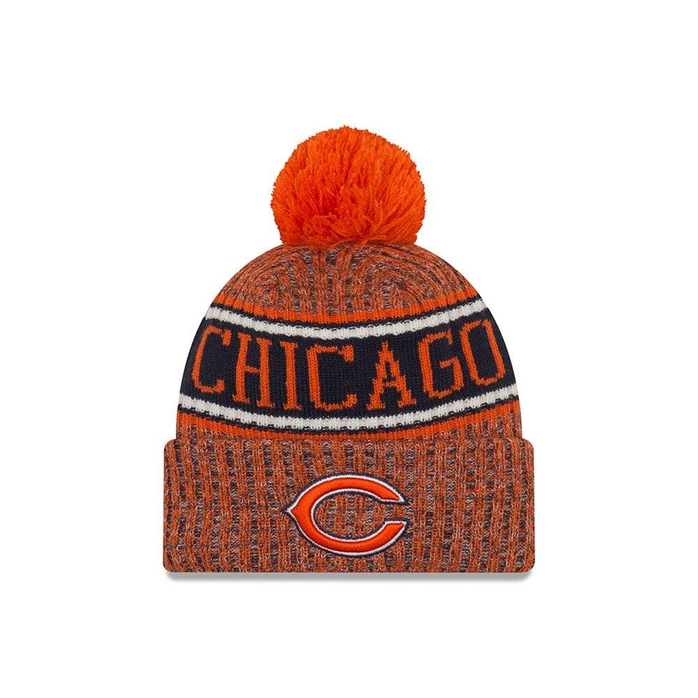 aac28c5e4ee New Era NFL Chicago Bears 2018 Sideline Reverse Sport Knit ...