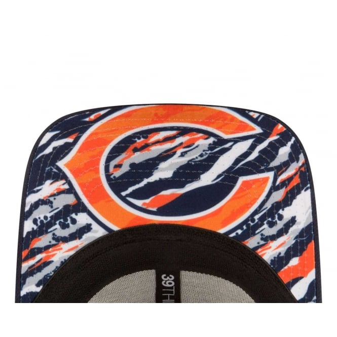 New Era NFL Chicago Bears 39Thirty 2016 Draft Collection Cap - Teams ... 4f149cbafac