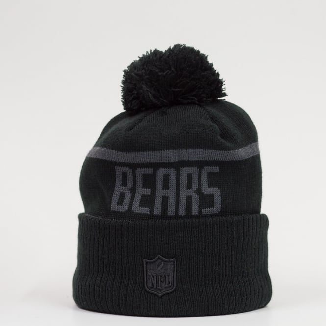 efd77f7a1 New Era NFL Chicago Bears BC Cuffed Pom Knit - Headwear from USA ...