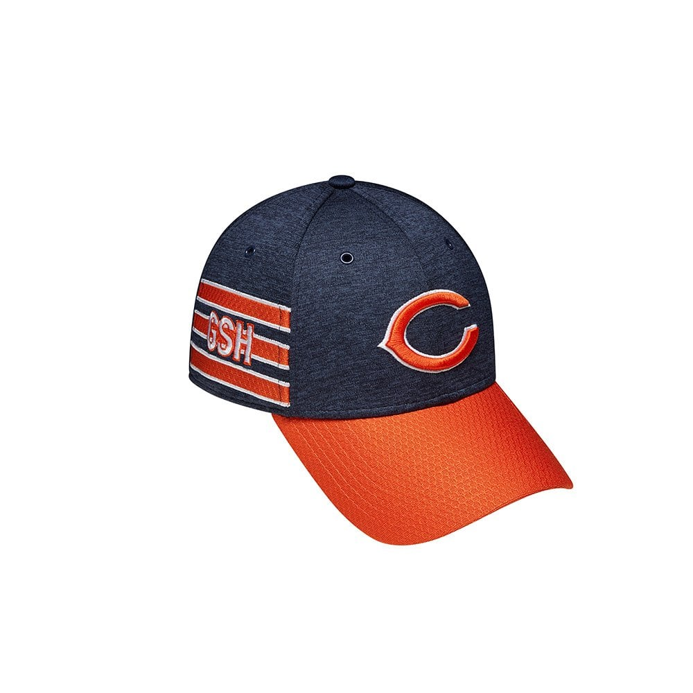 New Era NFL Chicago Bears Sideline 2018 39Thirty Cap - Teams from ... e168f30ca019
