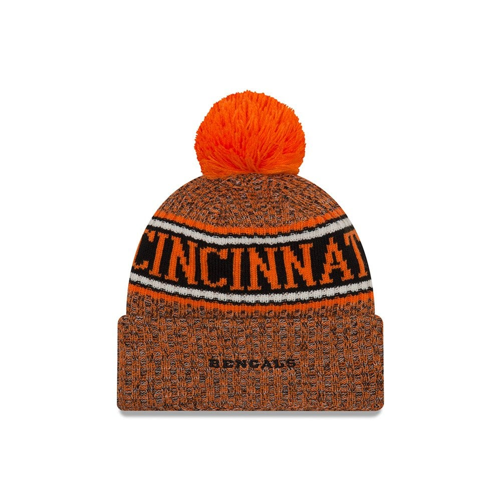 ... get nfl cincinnati bengals 2018 sideline reverse sport knit 234a0 554e6 384a5e6de