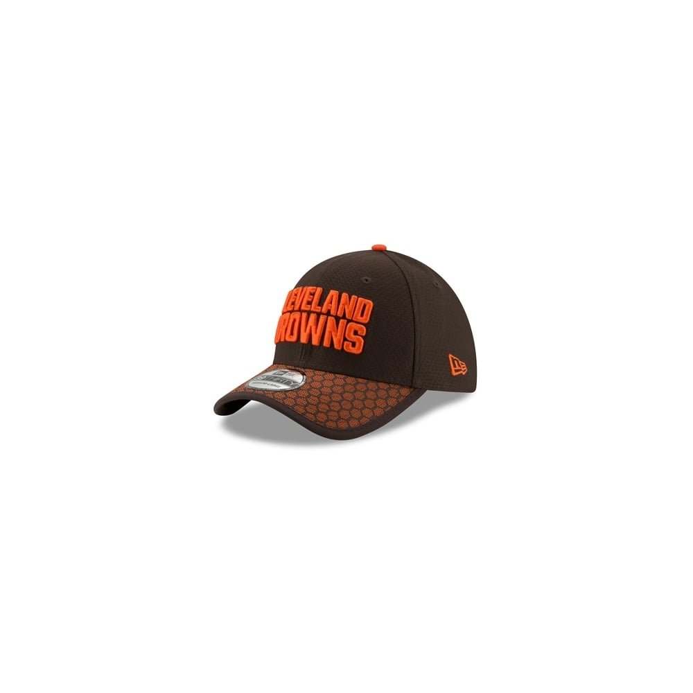 59beddeadad New Era NFL Cleveland Browns 2017 Sideline 39Thirty Cap - Teams from ...