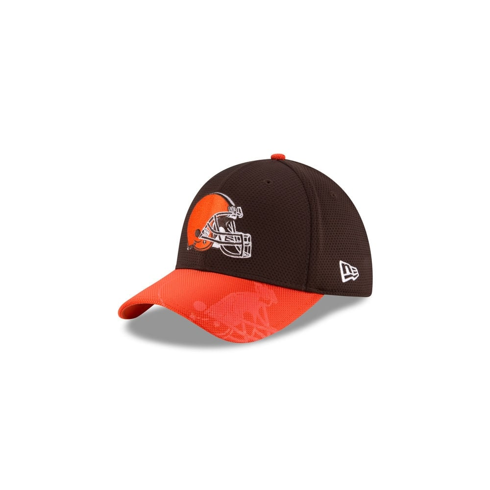 8b0a3c3b758 New Era NFL Cleveland Browns 39Thirty Sideline Cap - Teams from USA ...