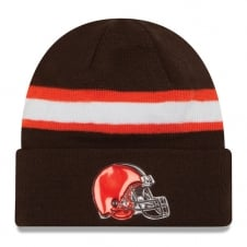 NFL Cleveland Browns Colour Rush On Field Cuffed Knit
