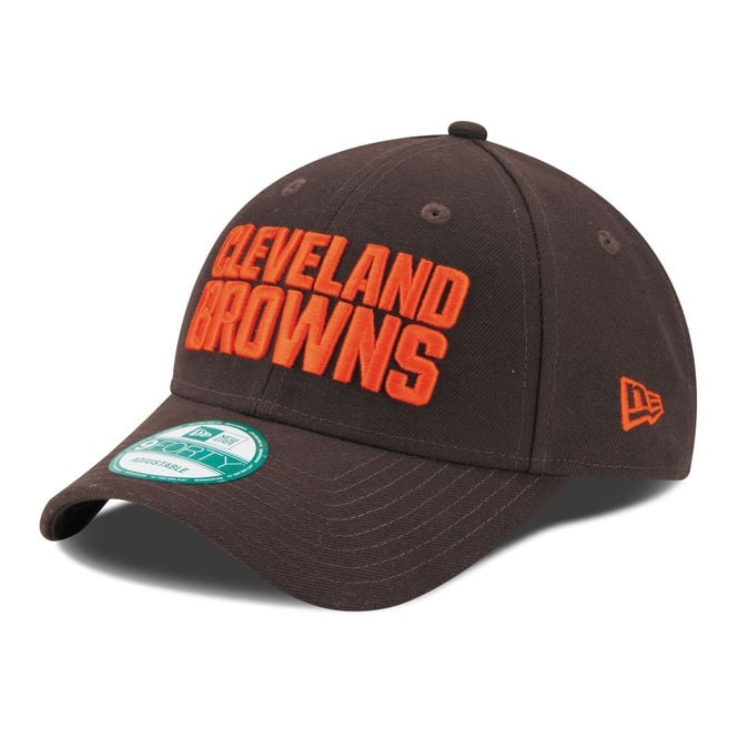 New Era NFL Cleveland Browns The League 9Forty Adjustable Cap