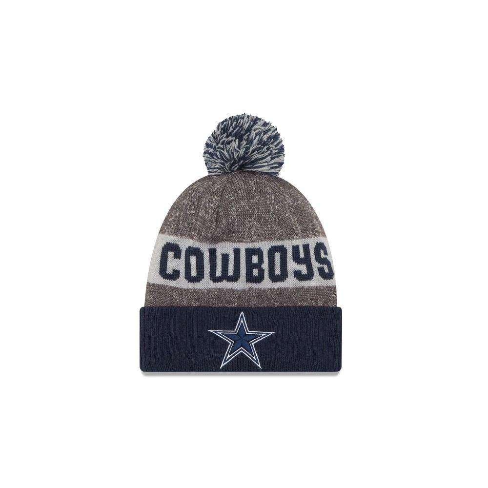 fbb0f4b8527 ... clearance nfl dallas cowboys 2016 sideline official sport knit 8784d  3ce65 release date dallas cowboys new era knit hat ...