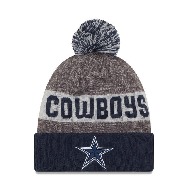 New Era NFL Dallas Cowboys 2016 Sideline Official Sport Knit
