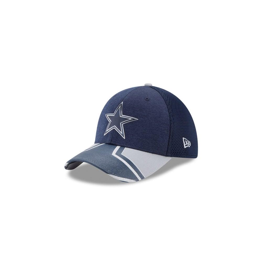 New Era NFL Dallas Cowboys 2017 NFL Draft 39Thirty Cap - Teams from ... 4c6c7571f45c