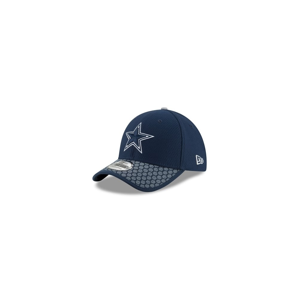 e752b9c81 New Era NFL Dallas Cowboys 2017 Sideline 39Thirty Cap - Teams from ...