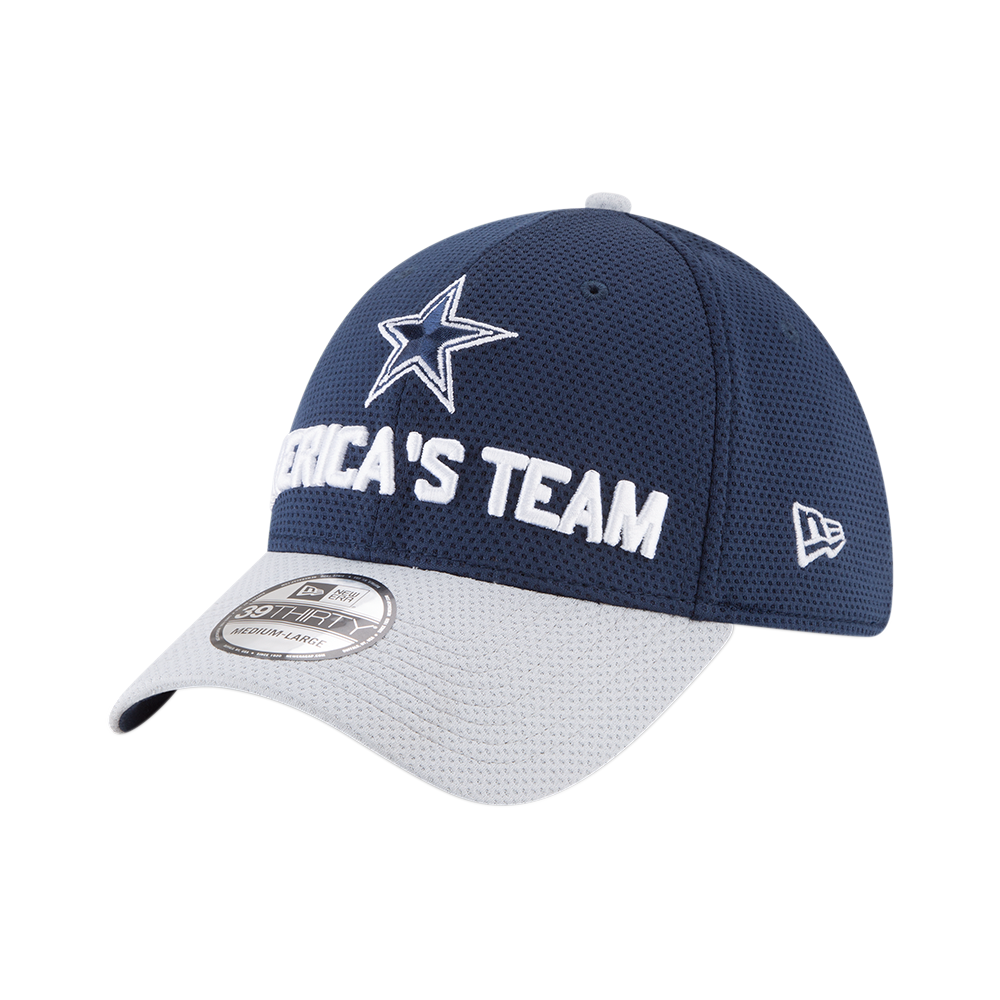 New Era NFL Dallas Cowboys 2018 Draft Spotlight 39Thirty Cap - Teams ... be0100b9ac3