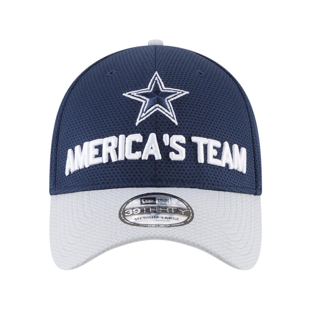 brand new e918d 0eb67 NFL Dallas Cowboys 2018 Draft Spotlight 39Thirty Cap