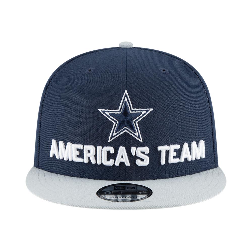 c79114f1 NFL Dallas Cowboys 2018 Draft Spotlight 9Fifty Snapback Cap