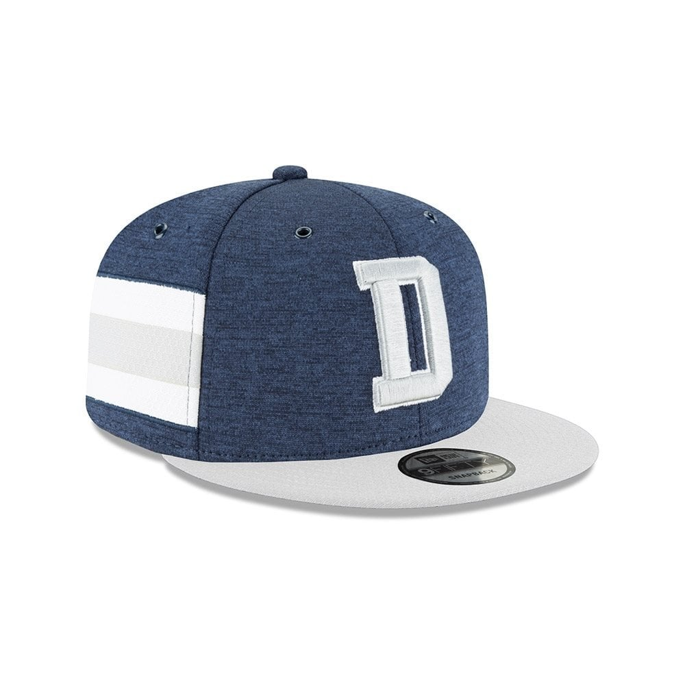 New Era NFL Dallas Cowboys 2018 Sideline 9Fifty Snapback - Headwear ... 87e66534f