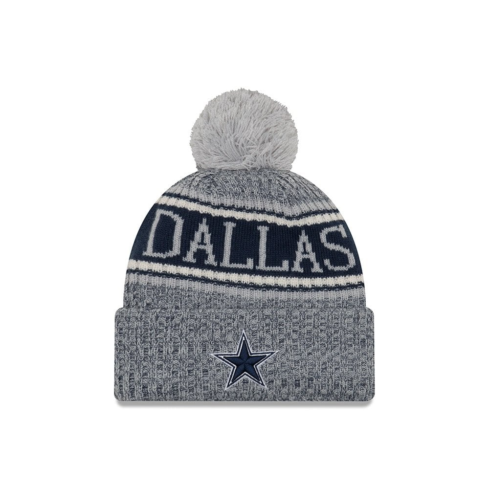 be4ed216 New Era NFL Dallas Cowboys 2018 Sideline Reverse Sport Knit
