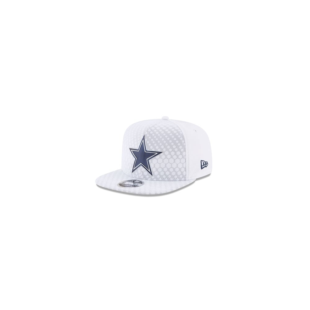 huge selection of 9b08e 391ac NFL Dallas Cowboys 9Fifty 2017 Color Rush Original Fit Snapback Cap