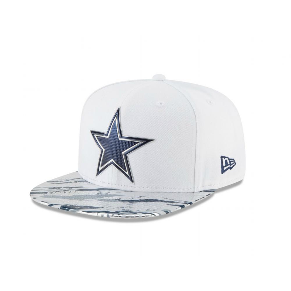 54f1ecff2 NFL Dallas Cowboys 9Fifty Colour Rush On Field Original Fit Snapback Cap