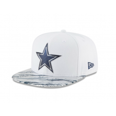 NFL Dallas Cowboys 9Fifty Colour Rush On Field Original Fit Snapback Cap