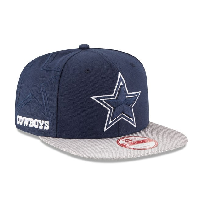 New Era NFL Dallas Cowboys 9Fifty Sideline Snapback Cap
