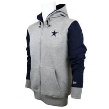 NFL Dallas Cowboys Full Zipped Hood