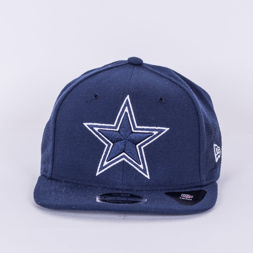 New Era NFL Dallas Cowboys Side Performance 9Fifty Snapback Cap ... f5d579c00