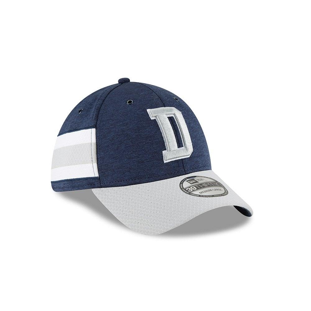 New Era NFL Dallas Cowboys Sideline 2018 39Thirty Cap - Teams from ... 0e21548c34b