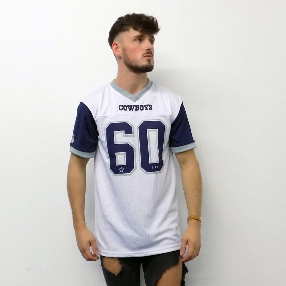 4a4c4d1f9 New Era NFL Dallas Cowboys Tri-Colour T-Shirt - Teams from USA Sports UK