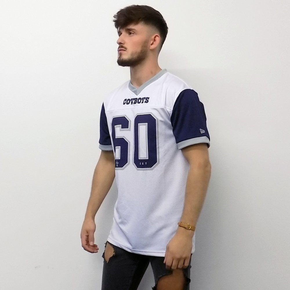 c9c683d4a New Era NFL Dallas Cowboys Tri-Colour T-Shirt - Teams from USA Sports UK