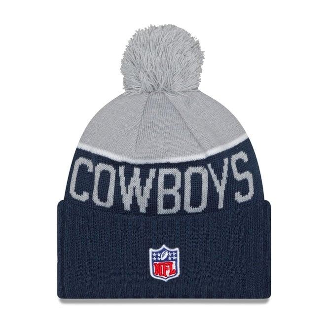 6cf8977763b New Era NFL Dallas Cowboys Youth 2015 Sideline Official Sport knit ...