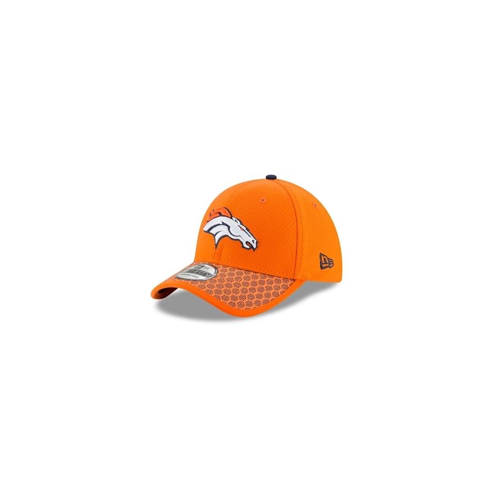 96c740ecc17 New Era NFL Denver Broncos 2017 Sideline 39Thirty Cap - Teams from ...