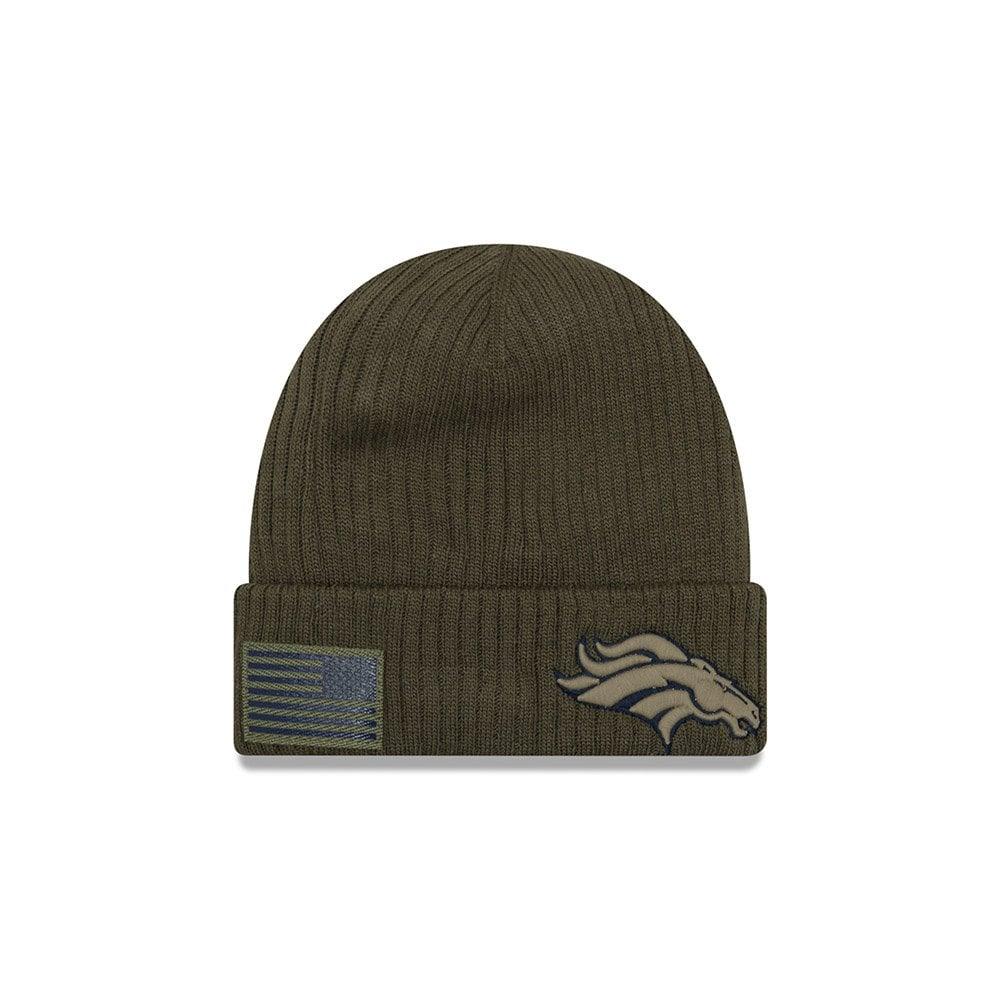 pretty nice 82c3c 97a7b NFL Denver Broncos 2018 Salute to Service Sideline Knit