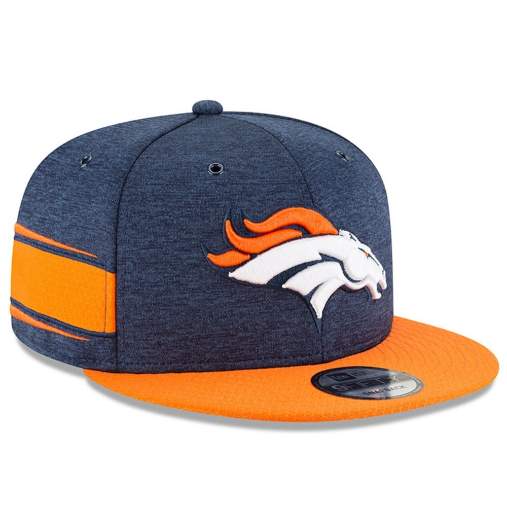 4f761c30 New Era NFL Denver Broncos 2018 Sideline 9Fifty Snapback - Headwear ...