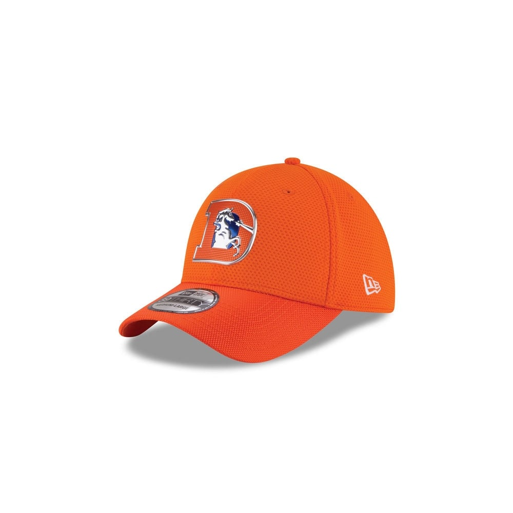low priced cb390 c2d24 NFL Denver Broncos 39Thirty Colour Rush On Field Cap