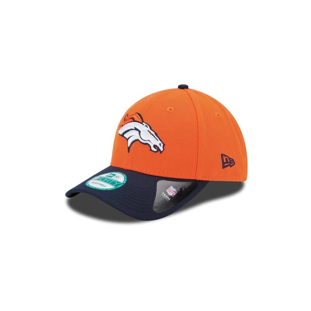 7f317c8ee ... cheap nfl denver broncos the league 9forty adjustable cap 0942f 767ed