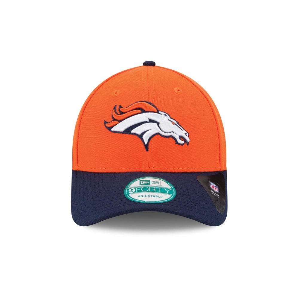 New Era NFL Denver Broncos The League 9Forty Adjustable Cap - Teams ... 1d8fe175234a