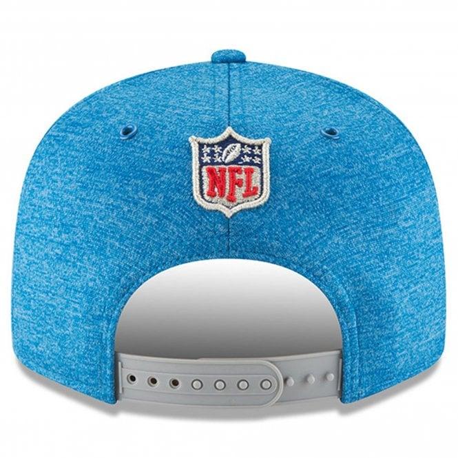 333ecc85d20 New Era NFL Detroit Lions 2018 Sideline 9Fifty Snapback - Headwear ...