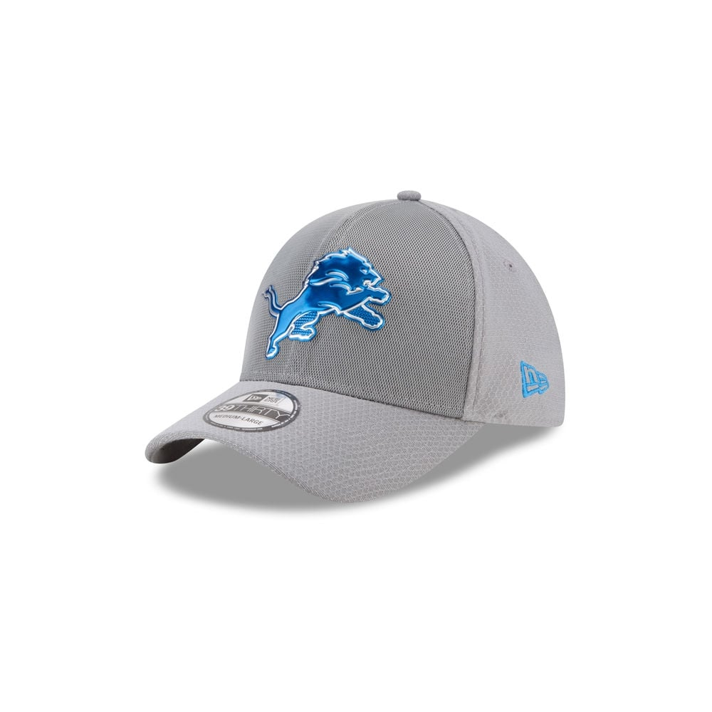 new style f1aad 69c20 NFL Detroit Lions 39Thirty 2017 Color Rush Cap