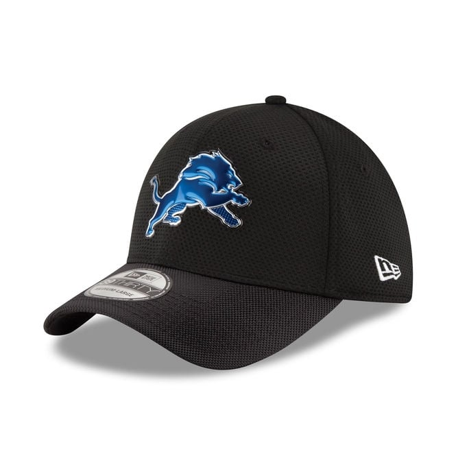 New Era NFL Detroit Lions 39Thirty Colour Rush On Field Cap