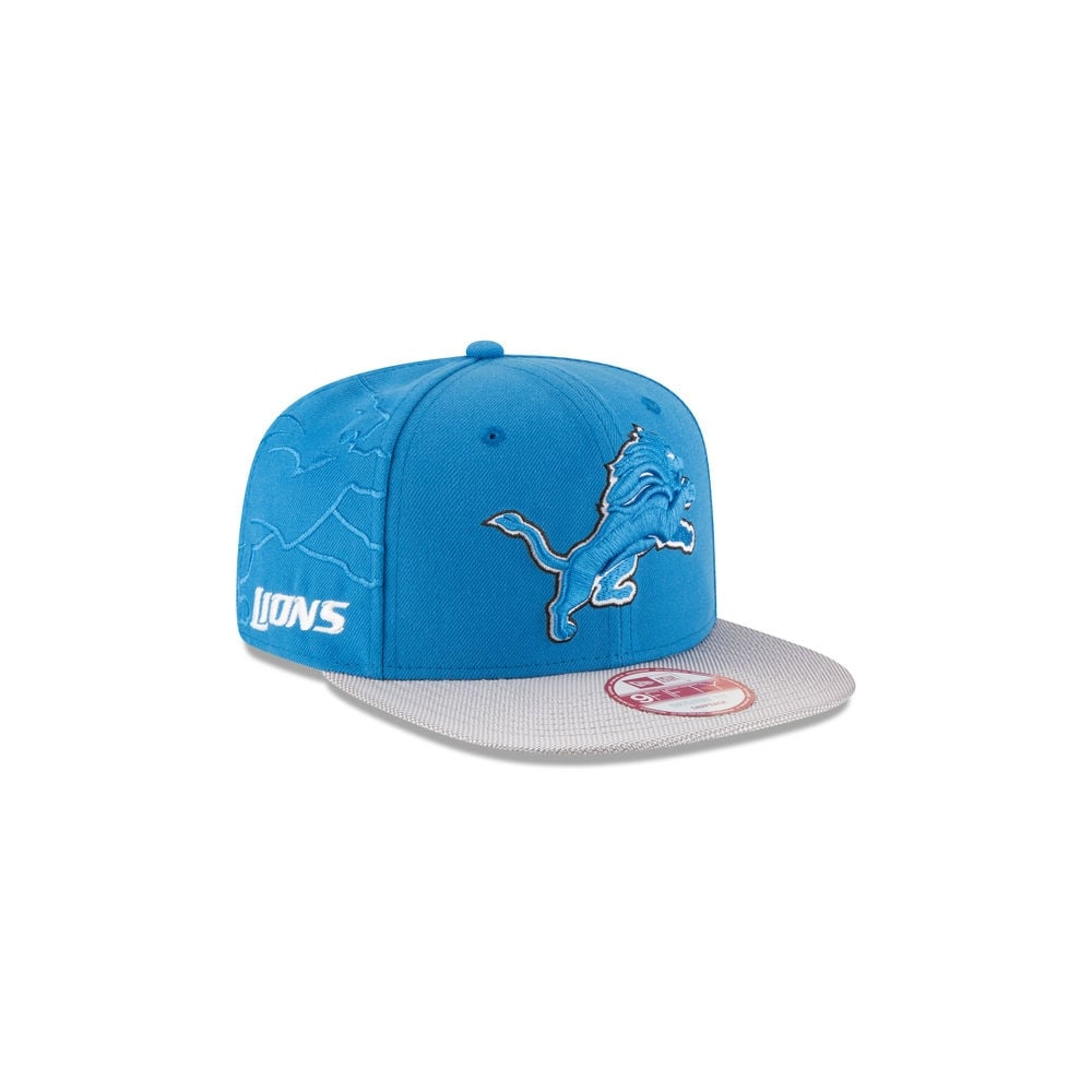 a5895a8667e New Era NFL Detroit Lions 9Fifty Sideline Snapback Cap - Teams from ...