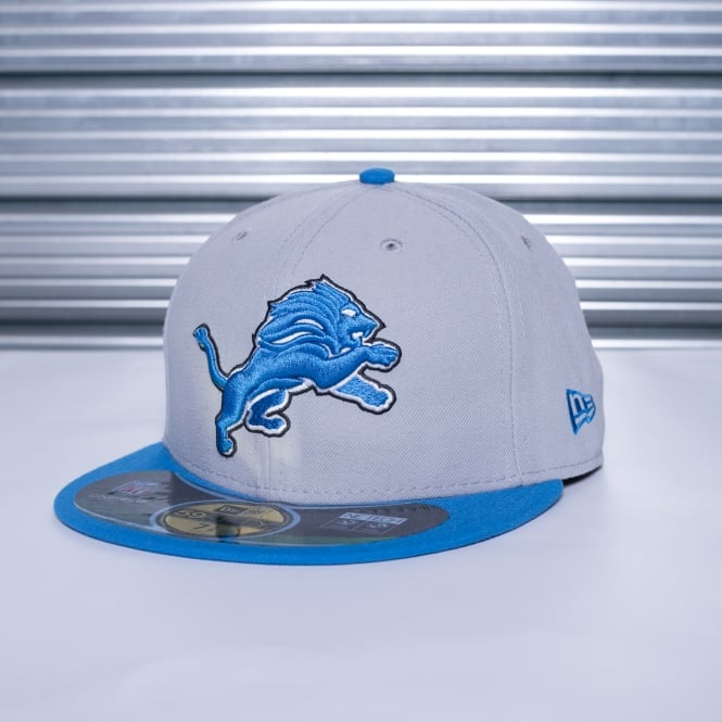 New Era NFL Detroit Lions On Field 59Fifty Cap