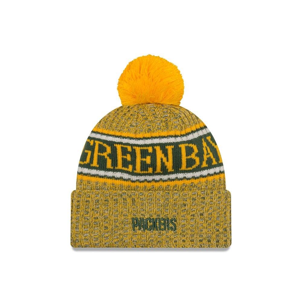 ebb4fe46b3c ... beanie 81d19 16f47  sweden nfl green bay packers 2018 sideline reverse sport  knit a8be5 8abfc