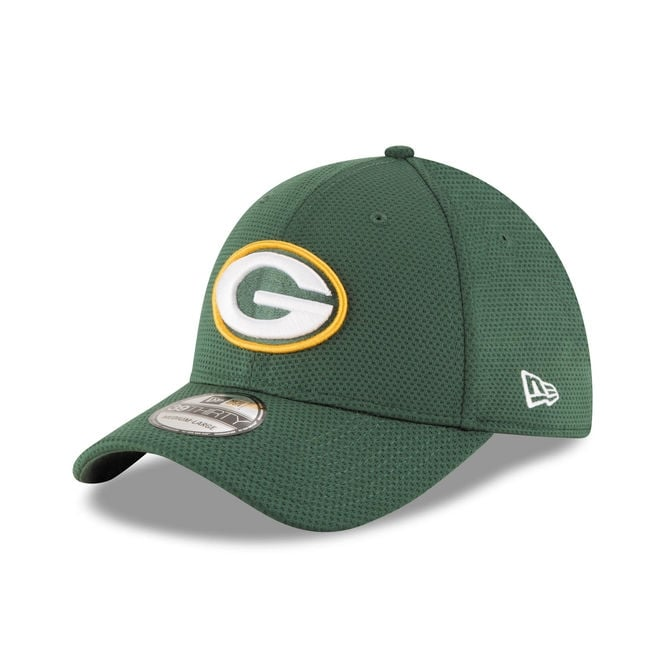New Era NFL Green Bay Packers 39Thirty Sideline Tech Cap