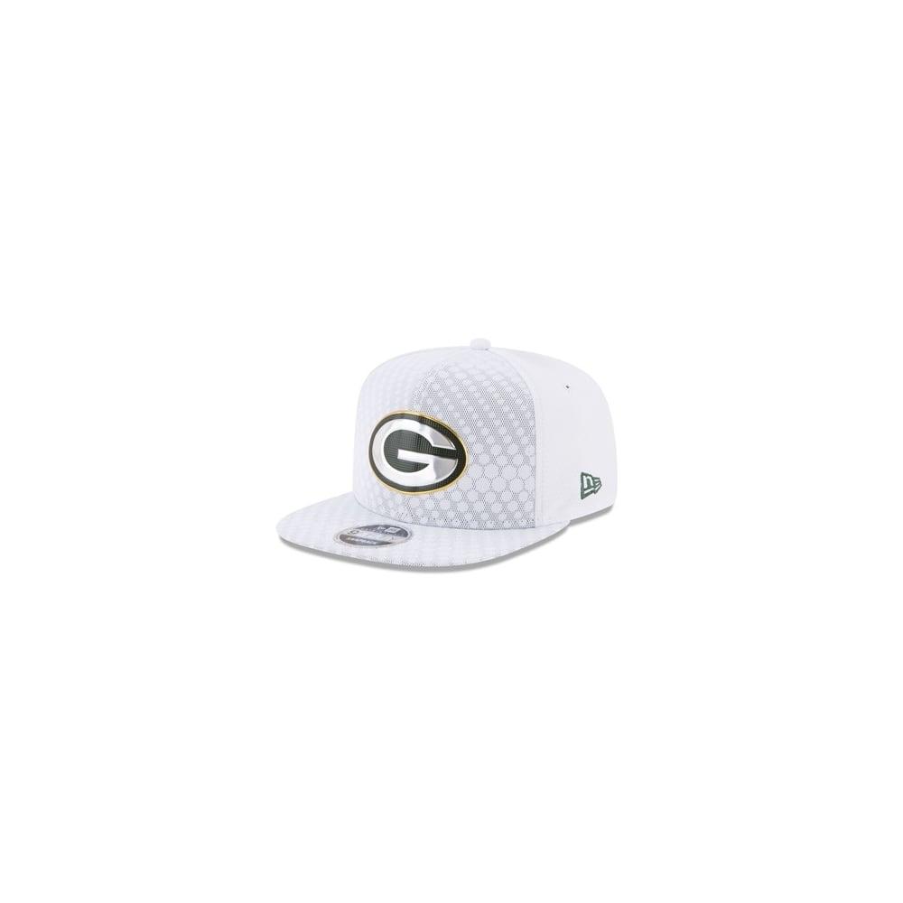 b533f1d731a NFL Green Bay Packers 9Fifty 2017 Color Rush Original Fit Snapback Cap