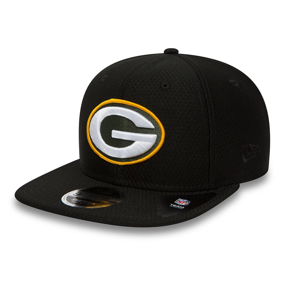 New Era NFL Green Bay Packers Dry Era Tech Original Fit Snapback ... c03c97fb6